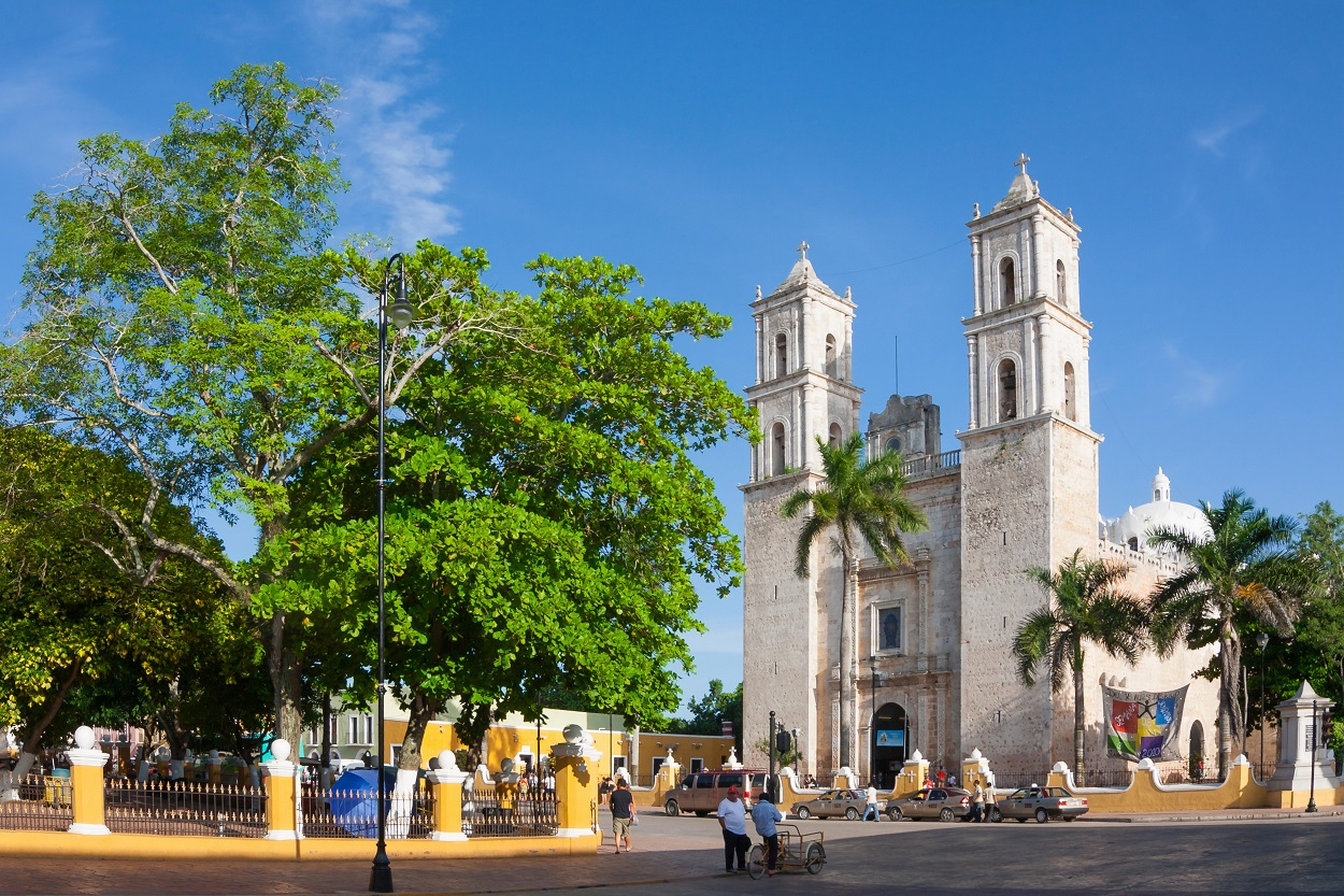 Cathedral of San Ildefonso Merida Insurance Broker